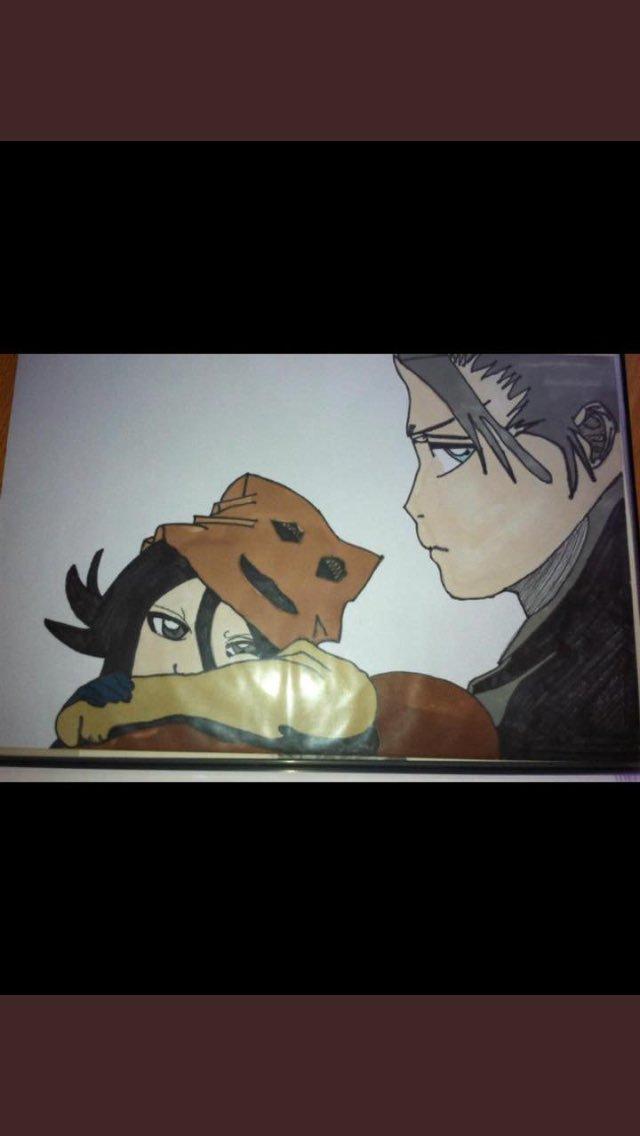 #manga #promarker #sketchbook