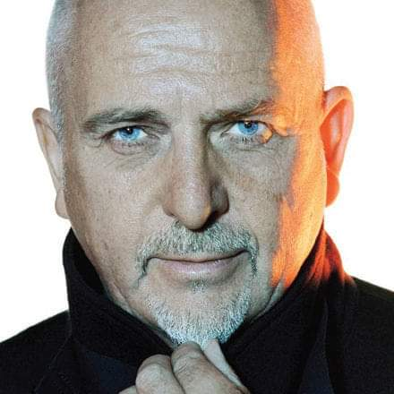 Wishing a very happy 69th birthday to the incredible Peter Gabriel.