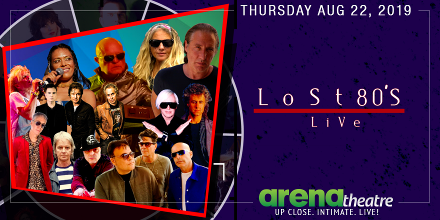 🔥 #JUSTANNOUNCED: Lost 80's Live at #ArenaTheatre! Thursday, August 22, 2019. Pre-sale starts on Thursday, February 14th at 10 a.m. Use pre-sale code: LOST80.  👉 https://bit.ly/2By4zeo -- #LiveShow #LiveMusic #Houston