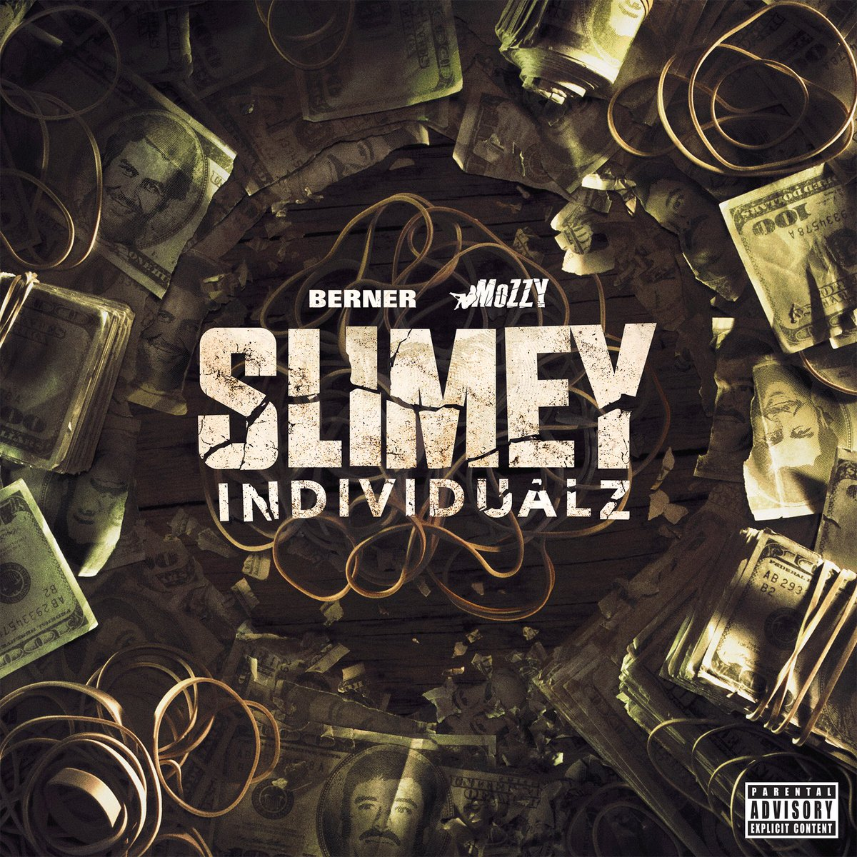 .@berner415 and @MozzyThaMotive connect for their new joint project, 'Slimey Individualz'