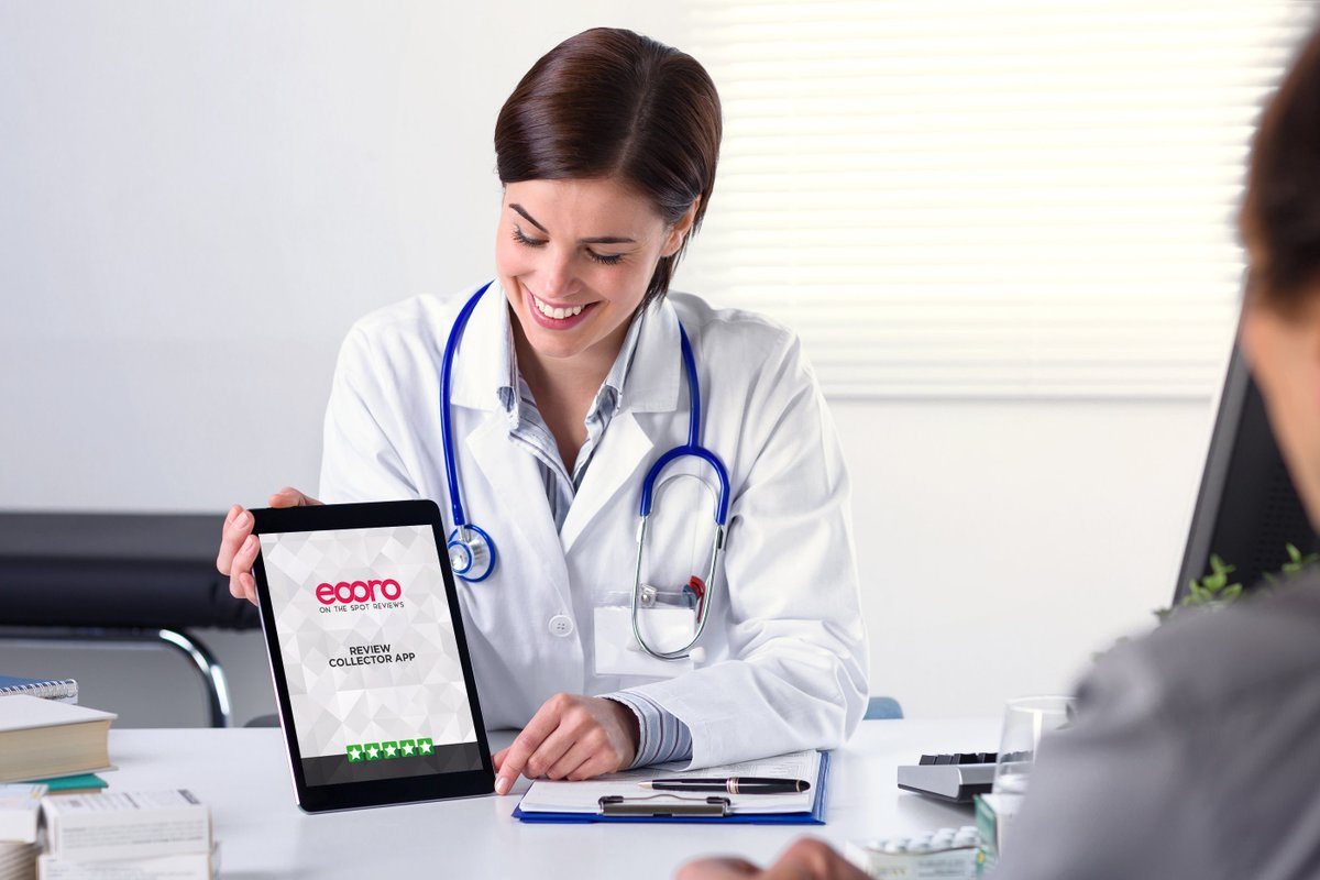 Capture patient reviews and feedback with Eooro.  30 DAY FREE TRIAL - NO CARD REQ - http://www.Eooro.com  #cosmeticsurgery #chiropractic #physiotherapy