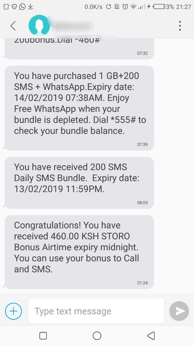 🤔....When Your Network Provider pulls a Joke On You, knowing it's 2130hrs....