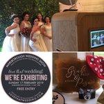 Come along and say hello to our fab Retro Booth @MarlboroughCol @LoveThatWedding this Sunday #weddingfair #vintage #photobooth