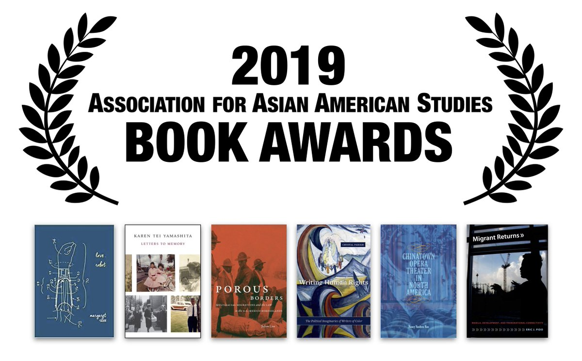 Congratulations @julimwest! Porous Borders won the 2019 Association for Asian American Studies Award for Outstanding Achievement in History. @uncpressblog   Learn More About the Book Here: https://t.co/DQN0um1fRH