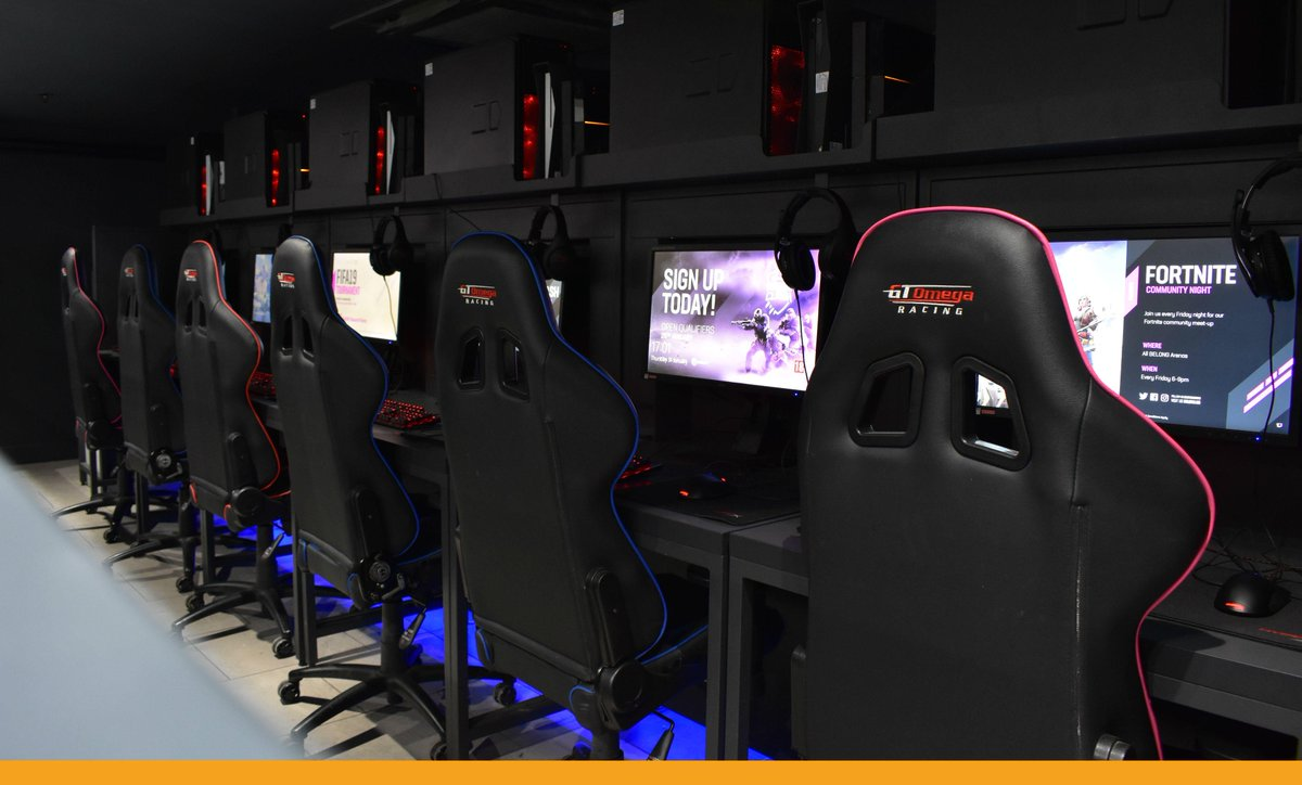 The gaming arena at @BelongGateshead's has expanded to fit 24 seats to bring you the ultimate gaming experience. #BelongArenas #GuardiansProtect