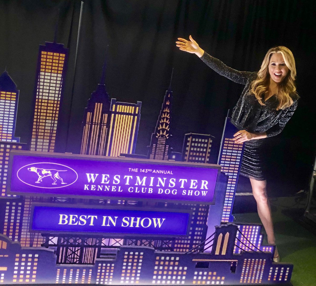 Another #Westminster in the books! This event never disappoints. Congratulations @WKCDOGS !