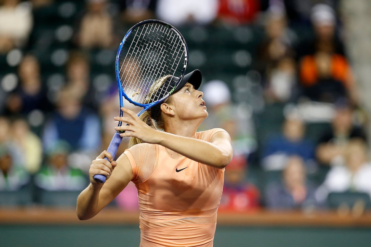 WTA INDIAN WELLS 2019 DzTskkWUUAAsXbX