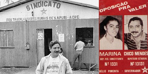 Angela Camolese Nespoli's photo on chico mendes