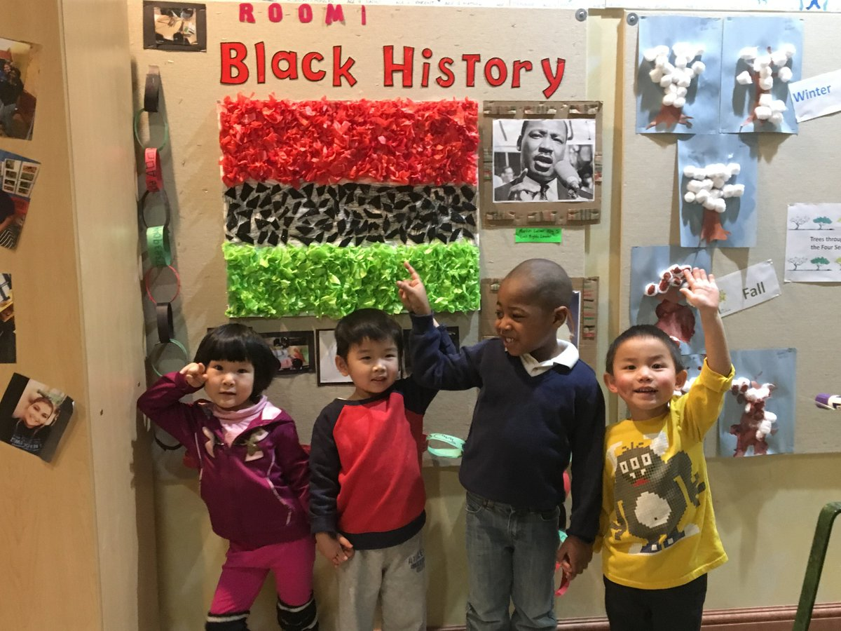 test Twitter Media - Our Early Learning students at the Bridgeport Child Development Center II are studying #BlackHistoryMonth! Learn more about our Early Learning programs at https://t.co/DCDe2olDLO #OHUDiversity https://t.co/NKweQvsZI2