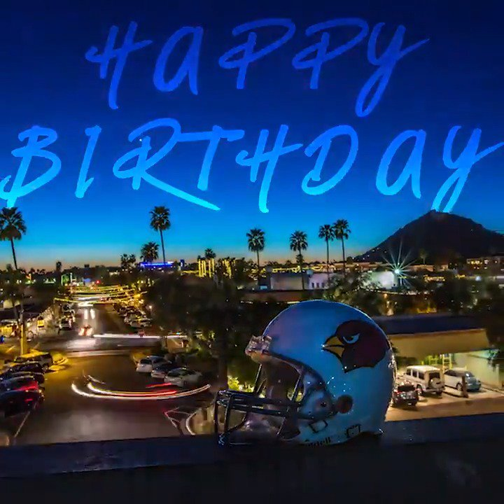 Another year older, but as beautiful as ever.  Happy Birthday, AZ!  #AZBirthday