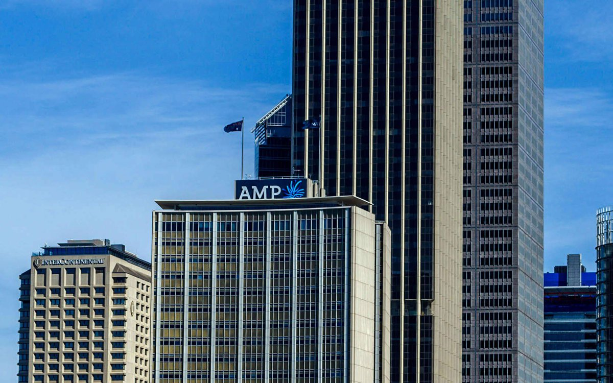 AMP's full-year profit falls 97% to $28m | Beleaguered wealth manager $AMP has slashed its dividend after its full-year profit plummeted 97% to just $28m | Read: https://bit.ly/2SRpq6r #ausbiz #marketwatch #bankingRC
