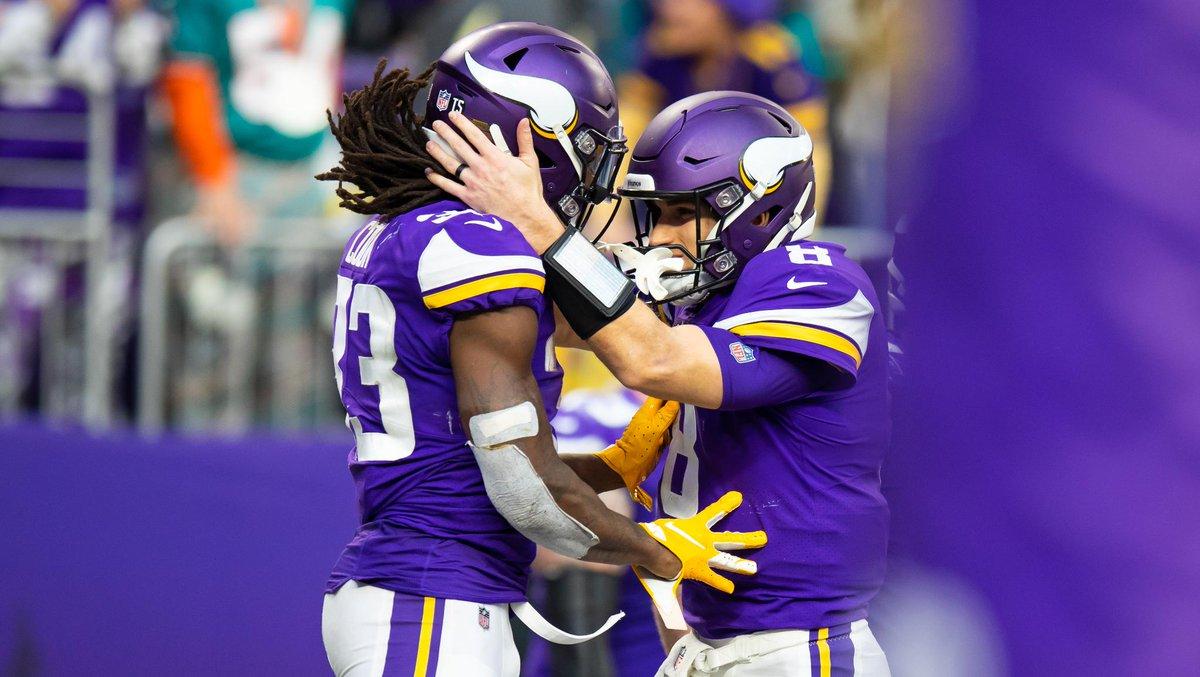 Minnesota Vikings At Vikings Twitter
