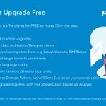 Image for the Tweet beginning: MarvelClient Upgrade Free - Getting