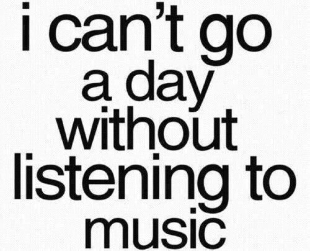 Hell yes! RT if this is how you feel too!! #music