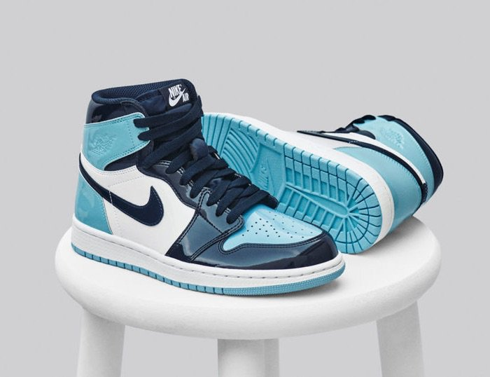 J23 Iphone App On Twitter Jordan 1 Retro High Og Wmns Blue Chill