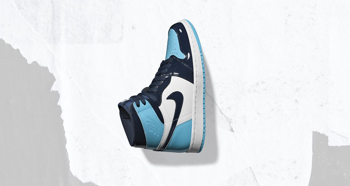 Sole Links On Twitter Air Jordan 1 Retro High Og Blue Chill