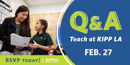 Kipp La Public Schools At Kipplaschools Twitter