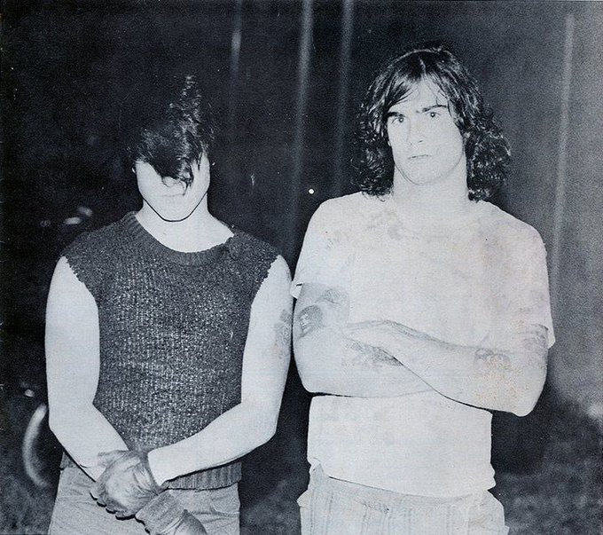 1961. Henry Lawrence Garfield aka Henry Rollins is born. Happy Bday!