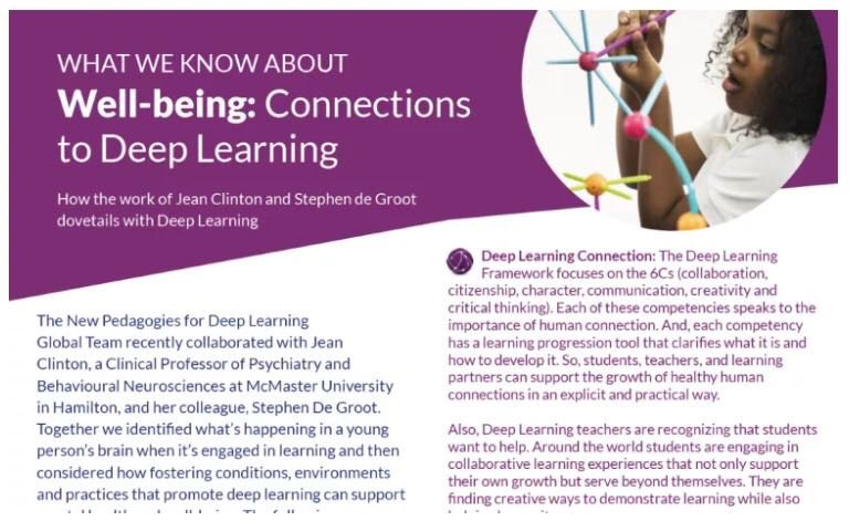 #Wellbeing and learning npdl.global/well-being-and… #studentwellbeing
