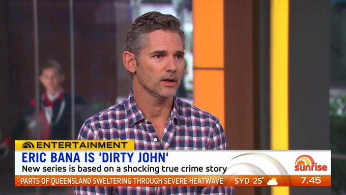 #DirtyJohn Photo