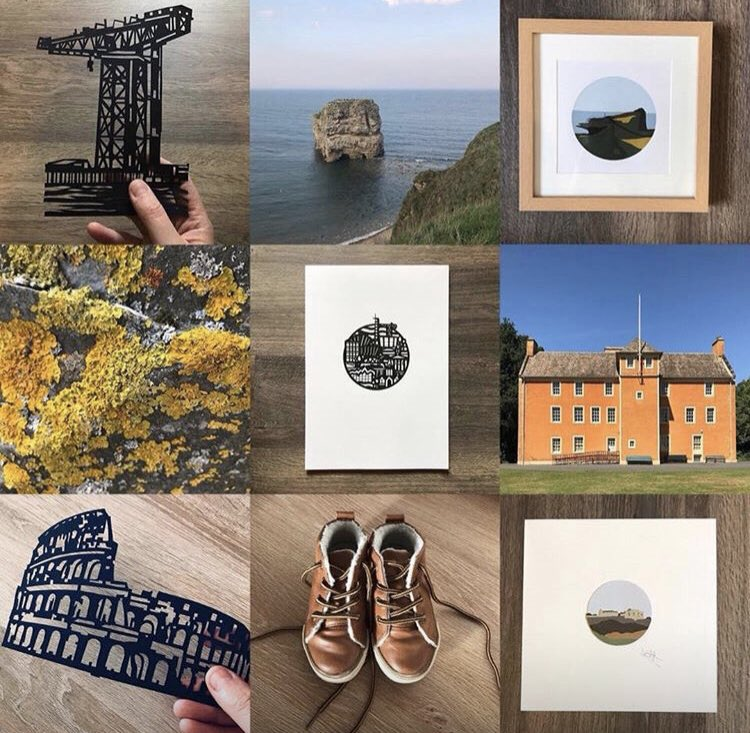 Thank you everyone for the retweets and ♥️ hopefully see more of all your lovely makes next time !! #handmadehour