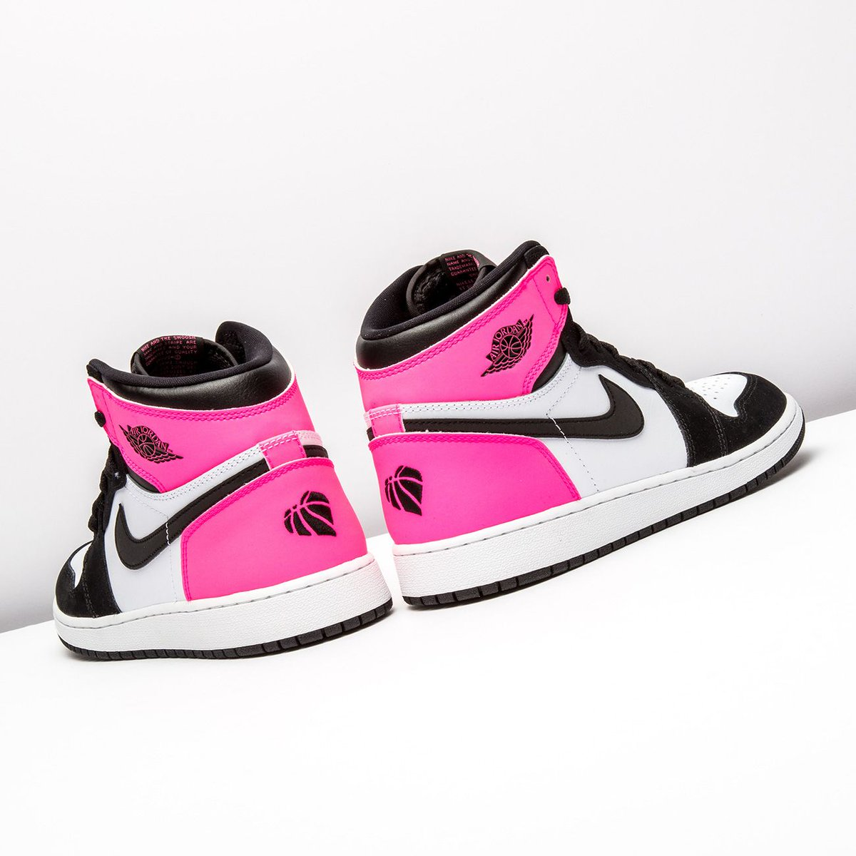 """e9bcf600293fdb ... the Air Jordan 1 """"Valentine s Day"""" is the perfect way to show the Air  Jordan connoisseur in your life how much you care. http   bit.ly 2WWpdxX ..."""