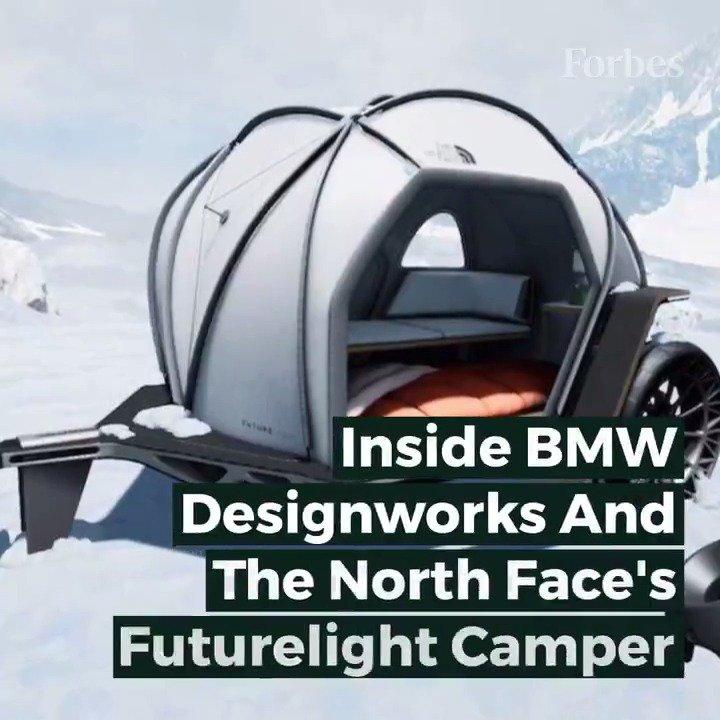BMW Designworks and The North Face collaborate on an advanced camper design. Here's the story behind it: https://www.forbes.com/sites/nargessbanks/2019/02/12/bmw-designworks-camper/?utm_source=twitter_video&utm_medium=social&utm_campaign=forbes#4683e810141d…