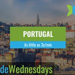 Happy #WorldWideWednesday! Today's country is Portugal 🇵🇹 This coastal European treasure is known for fortified wine, beaches in the Algarve region, and wonderful pastries! Call your Portuguese friends and family using Fongo Mobile or Home Phone for just 3¢/min!