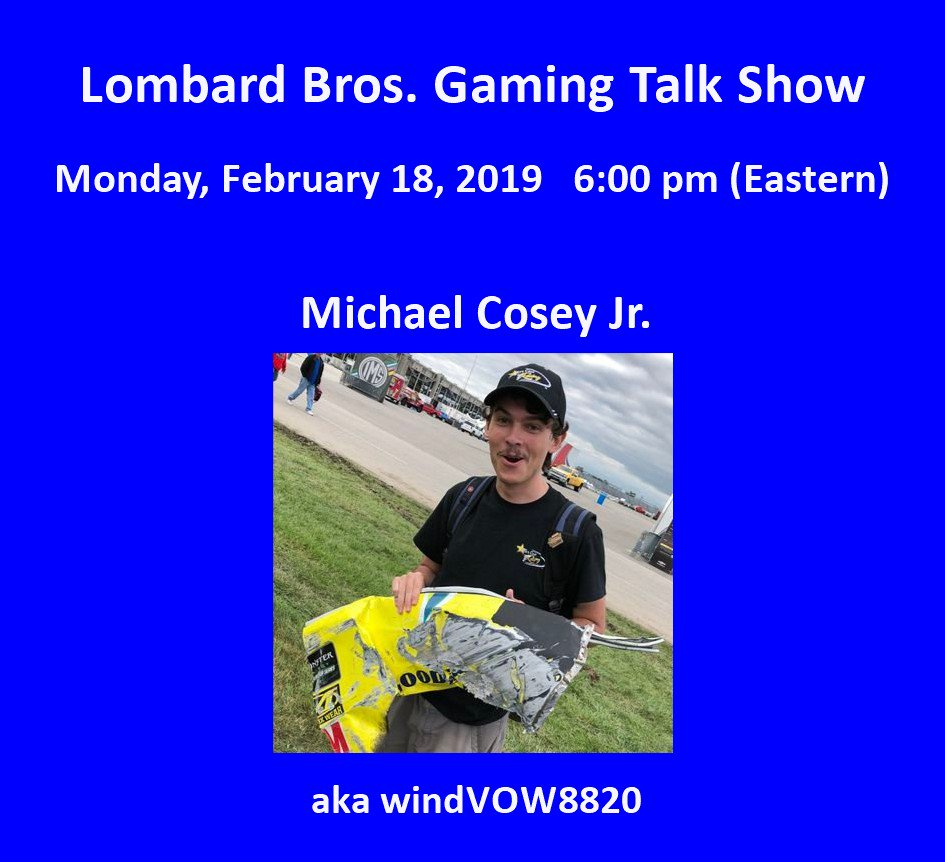 Lombard Bros Gaming on Twitter: