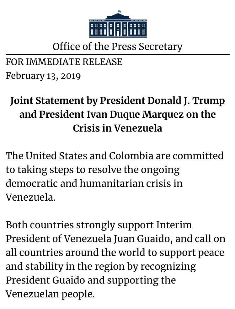 Maduro: Si algo me pasa, ¡retomen el poder y hagan una revolución más radical! - Página 7 DzUOKCaWwAASm3O