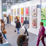 Image for the Tweet beginning: Art Basel in Basel reveals