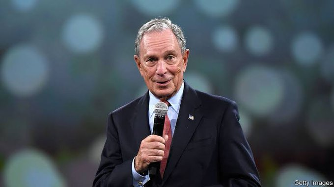 I am what I am and, you know, I\m a very lucky guy. Michael Bloomberg Happy Birthday Sir