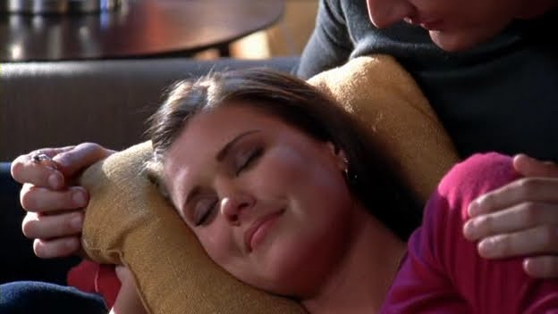 Late Happy Birthday to Sarah Lancaster! May all your dreams come true!