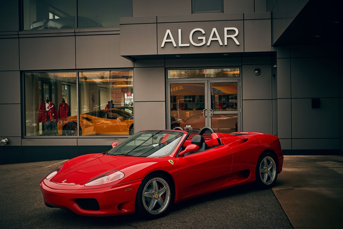 Algar Ferrari Of Philadelphia On Twitter Well Done To Everyone Who Guessed The 360spider To Learn More About This Car Visit Our Website In Bio