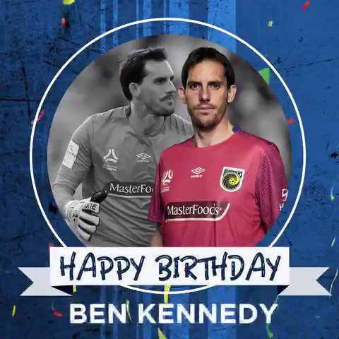 Happy Birthday, @bjk0136! 🎉  And Happy #ValentinesDay to all of our dedicated supporters. We hope you get to spend it with a keeper… 😜😍🌹 #CCMFC #ALeague