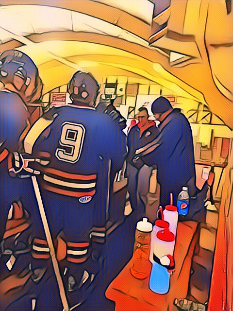 It's CT Chiefs hockey art Wednesday...#gochiefs #promote #develop #excel . . . . . #goctchiefs #ctchiefs #connecticut #chiefs #elitehockey #icehockey #hockey #trainhard #workhard #hardwork #travel #hockey #travelhockey #art #hockeyart #wednesday #artwednesday #artwednesdays