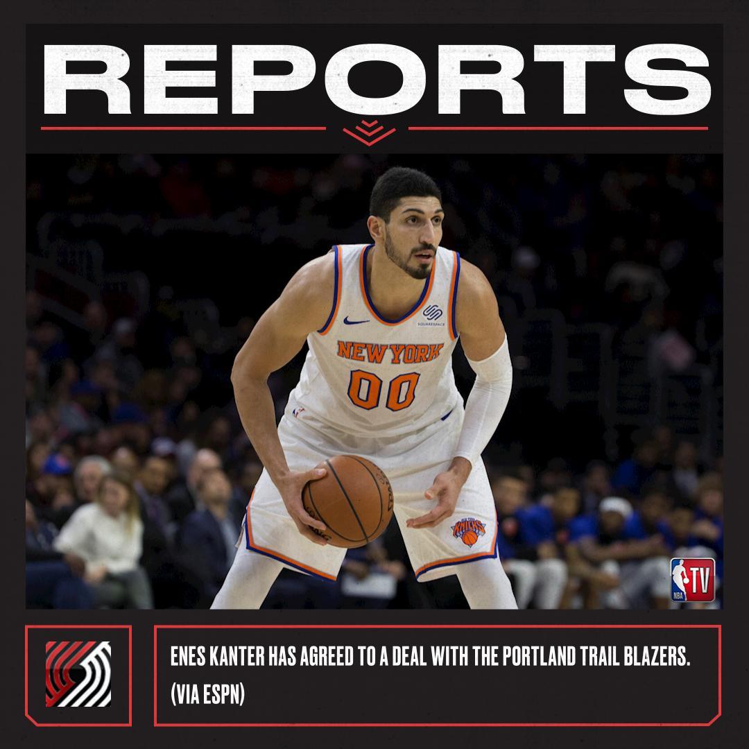 NBA TV's photo on Portland