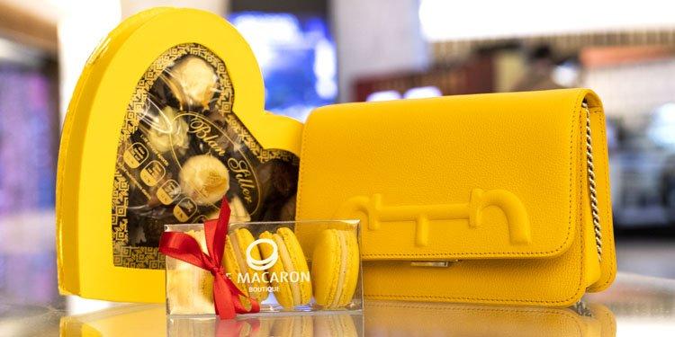 Especial, dulce y delicioso: así es nuestro #HallazgoAmarillo para #SanValentínPH 💛  ¡Aprovecha de 10% en chocolates, vinos y quesos!