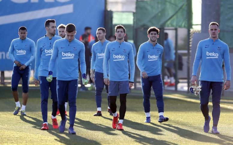 The Rat Pack... Barça style 🔵🔴 #ForçaBarça