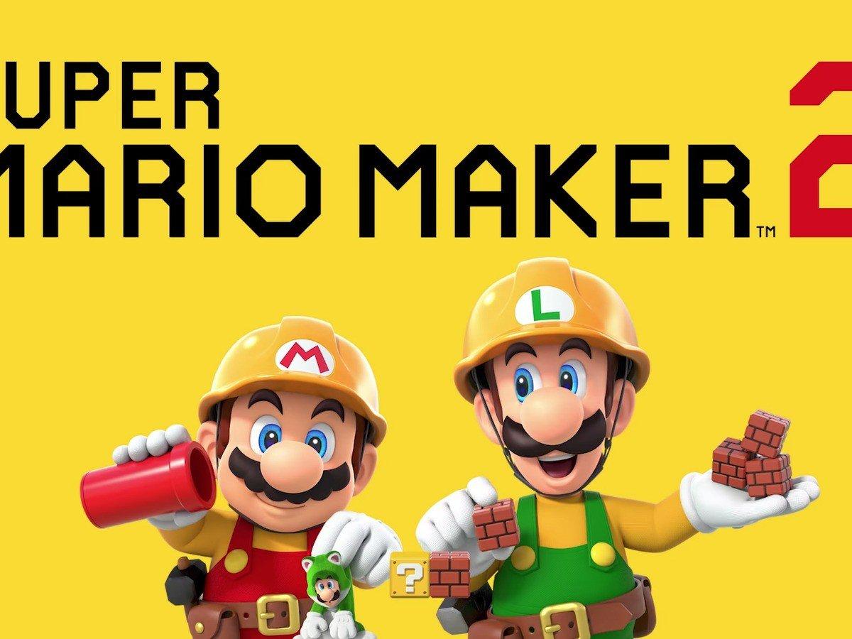 Super Mario Maker 2 DzUYHpAX0AEFEtJ