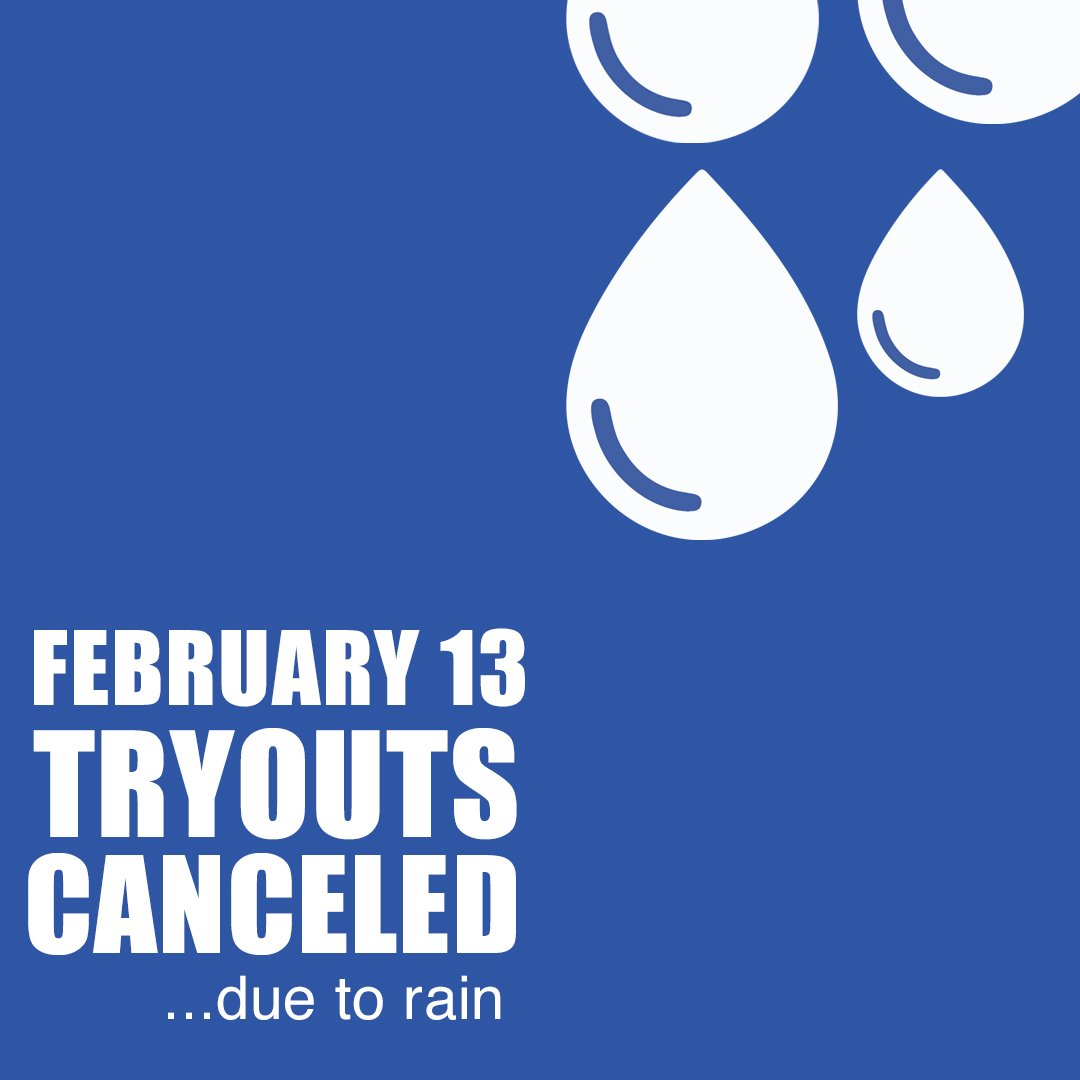 LA SURF   TRYOUTS  Tryouts on Wednesday, February 13 will be canceled at all locations due to rain. Please, come and join us on Monday, Feb. 18. Visit our website to register and find all the tryout dates & times. http://www.lasurfsoccer.com/tryouts  #raindelay  #Lasurf  #tryouts