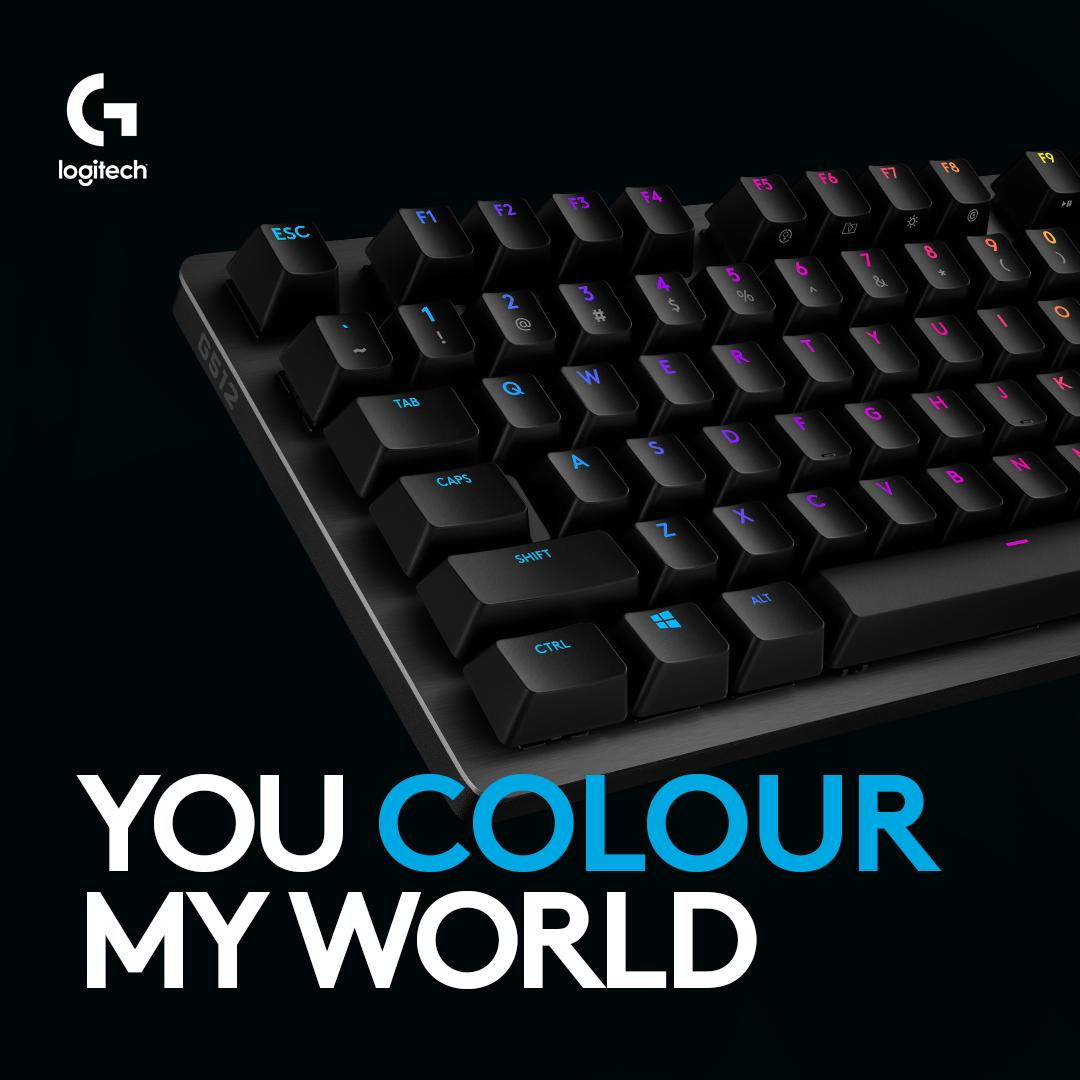 Logitech G ANZ on Twitter: