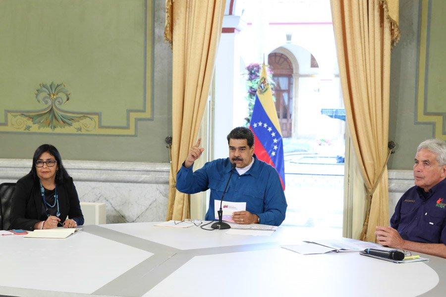 Открытое письмо Мадуро народу США