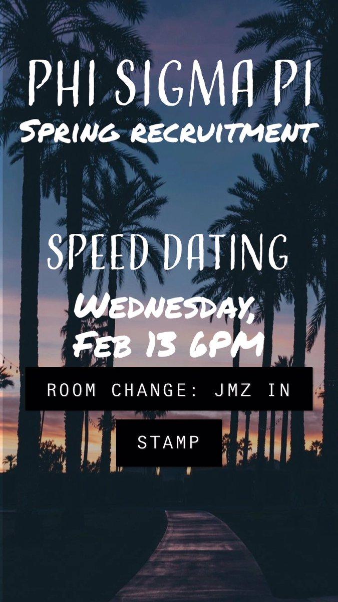 Umd Speed Dating
