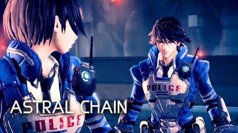 Astral Chain Photo