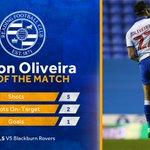 This man. 😍  Your #MOTM is today's match-winner: Nélson Oliveira. 👏  #REAvBLA