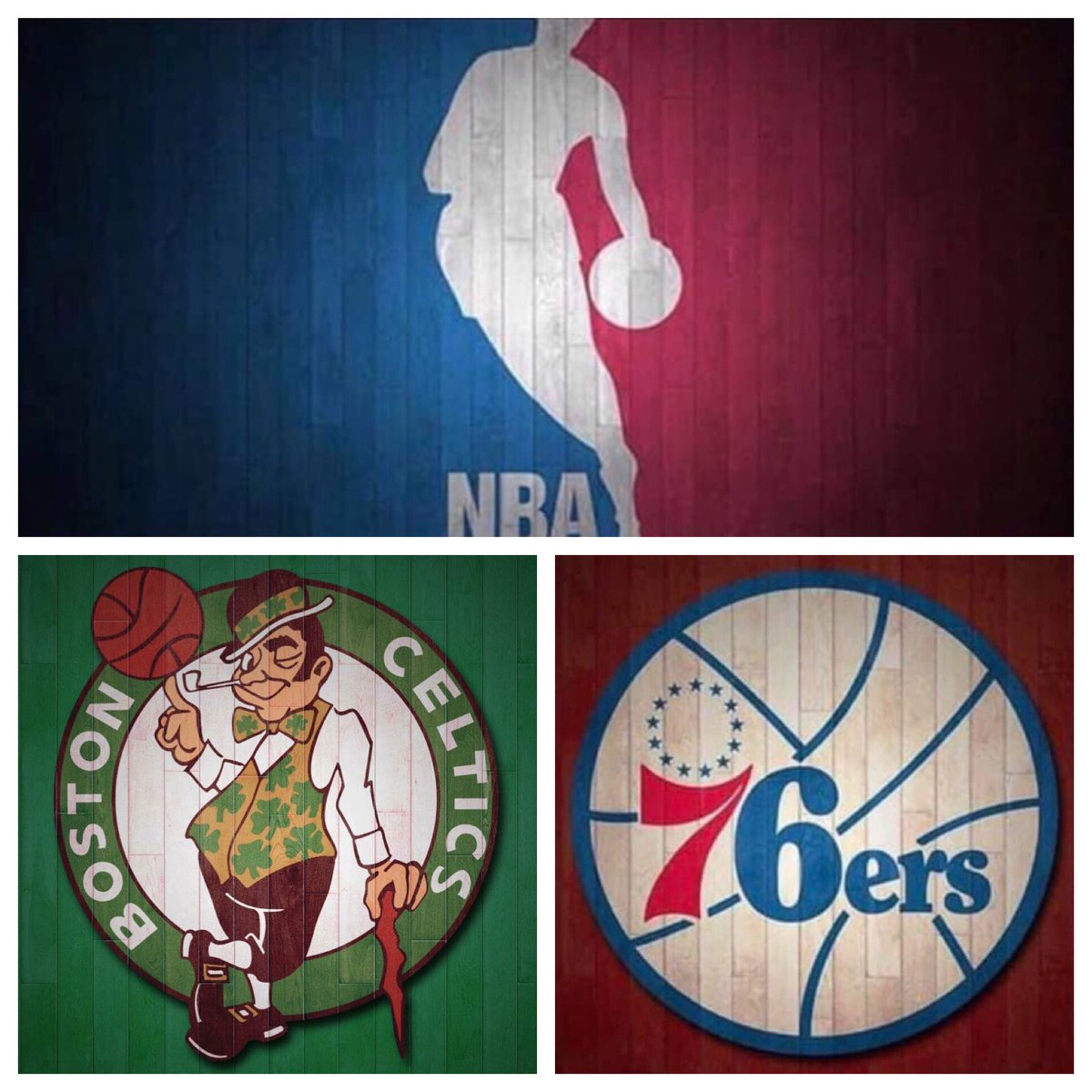 #SPIKESN #Celtics @ #76ers is underway! #NBA #BOSvsPHI #CUsRise #HereTheyCome
