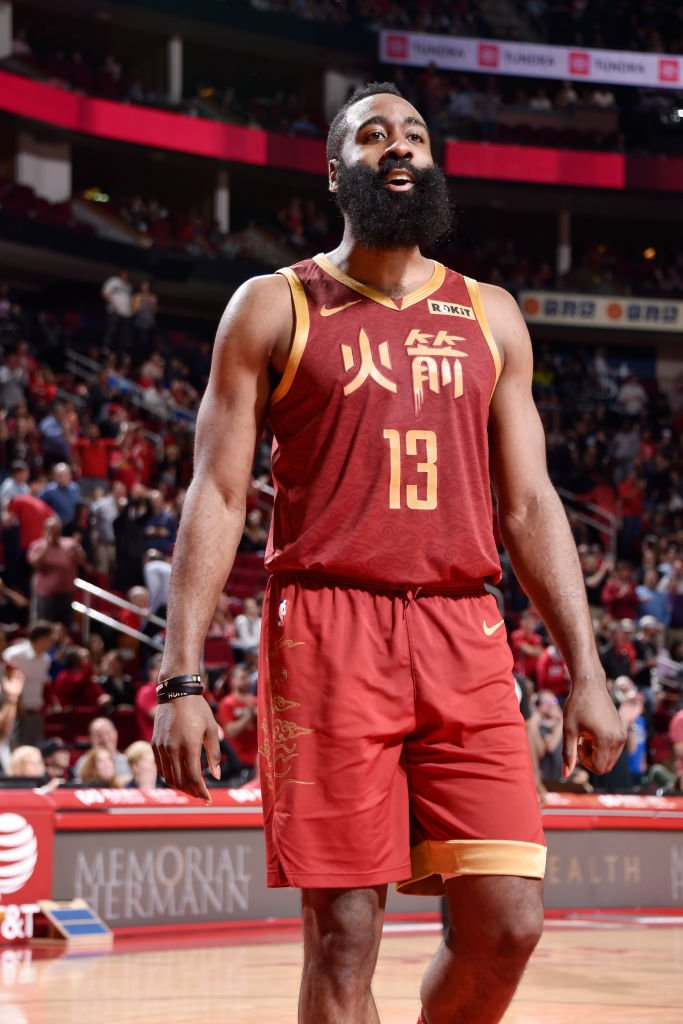 🚀 James Harden's 30 For 30 🚀  Before Wednesday's game tips off, here are 30 stats to know about The Beard's incredible scoring run ➡️ https://stats.nba.com/articles/james-hardens-30-for-30/…  8pm/et: #Rockets x #AllEyesNorth on @ESPNNBA