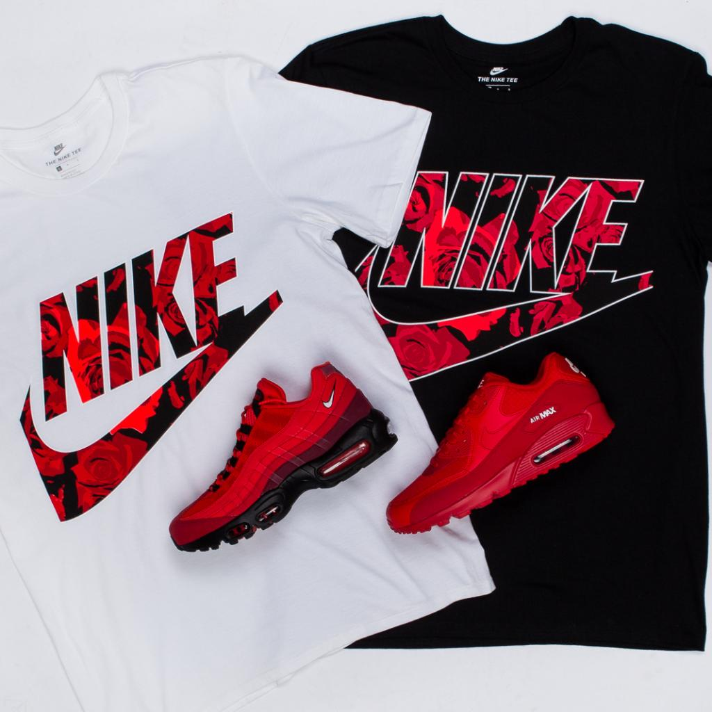 lowest price ebbb7 674c7 ... 95 + Nike Air Max 90 + Nike Roses Tee are all available now! Shop Tee    http   bit.ly 2N3eBJ7 Shop Air Max 90   http   bit.ly 2EapJRP  pic.twitter.com  ...