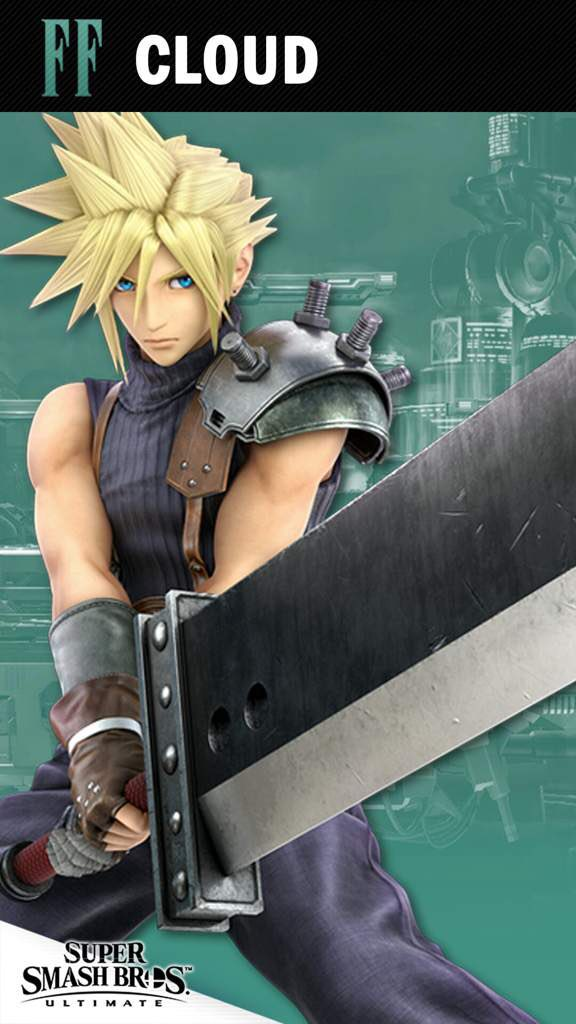 Can we ask Sakurai to make all the models for the FF7 remake